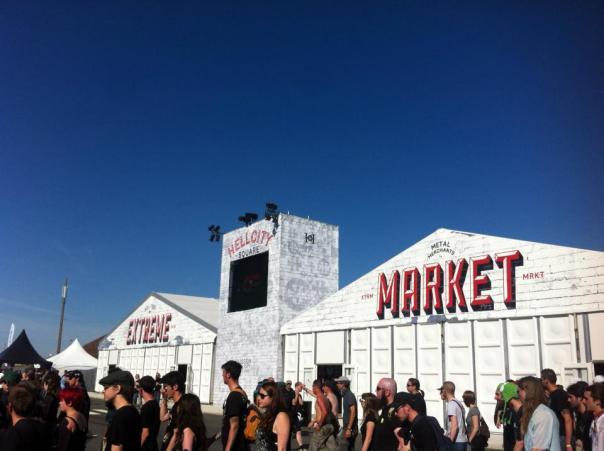 Hellfest Market